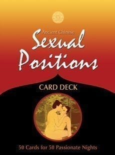 Sexual Positions Cards