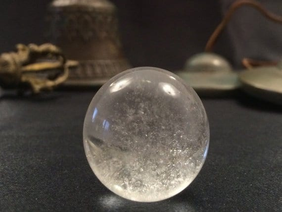 Whispered™ Meditation Crystal Spheres